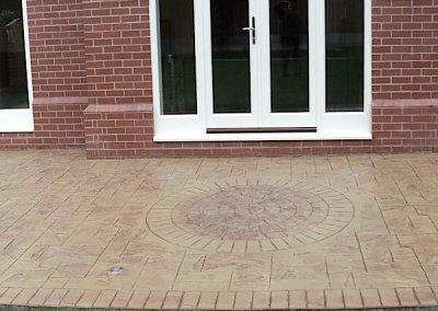 pressed concrete in Preston