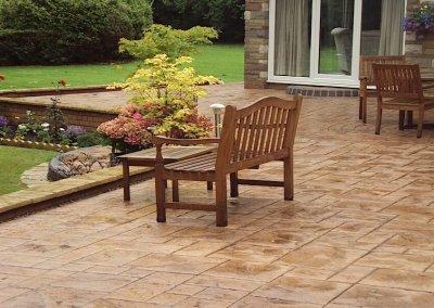 Long lasting patios in Bury