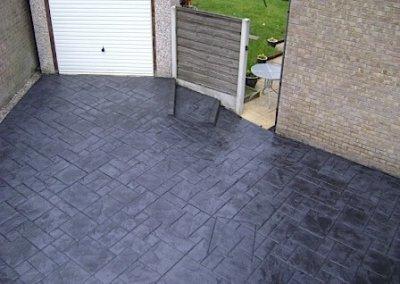 driveways-concrete-imprint-split-levels