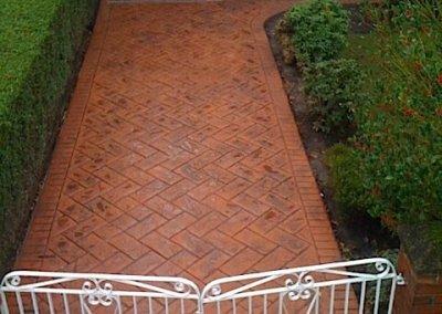 herringbone-slate-driveway