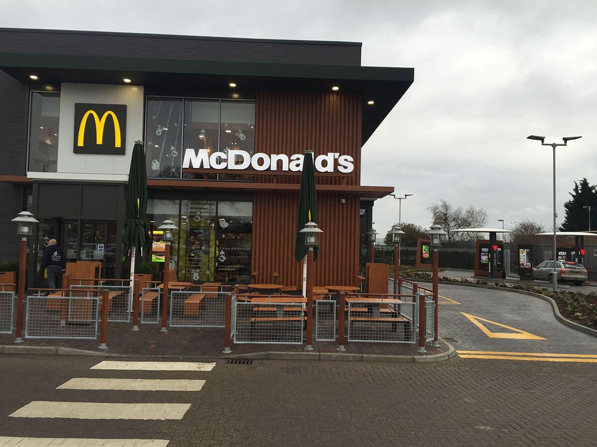 McDonalds-pattern-imprinted-concrete-drive-through