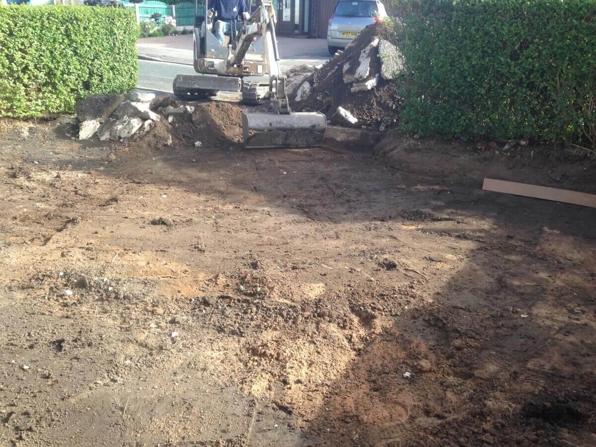 Digging Out Middleton