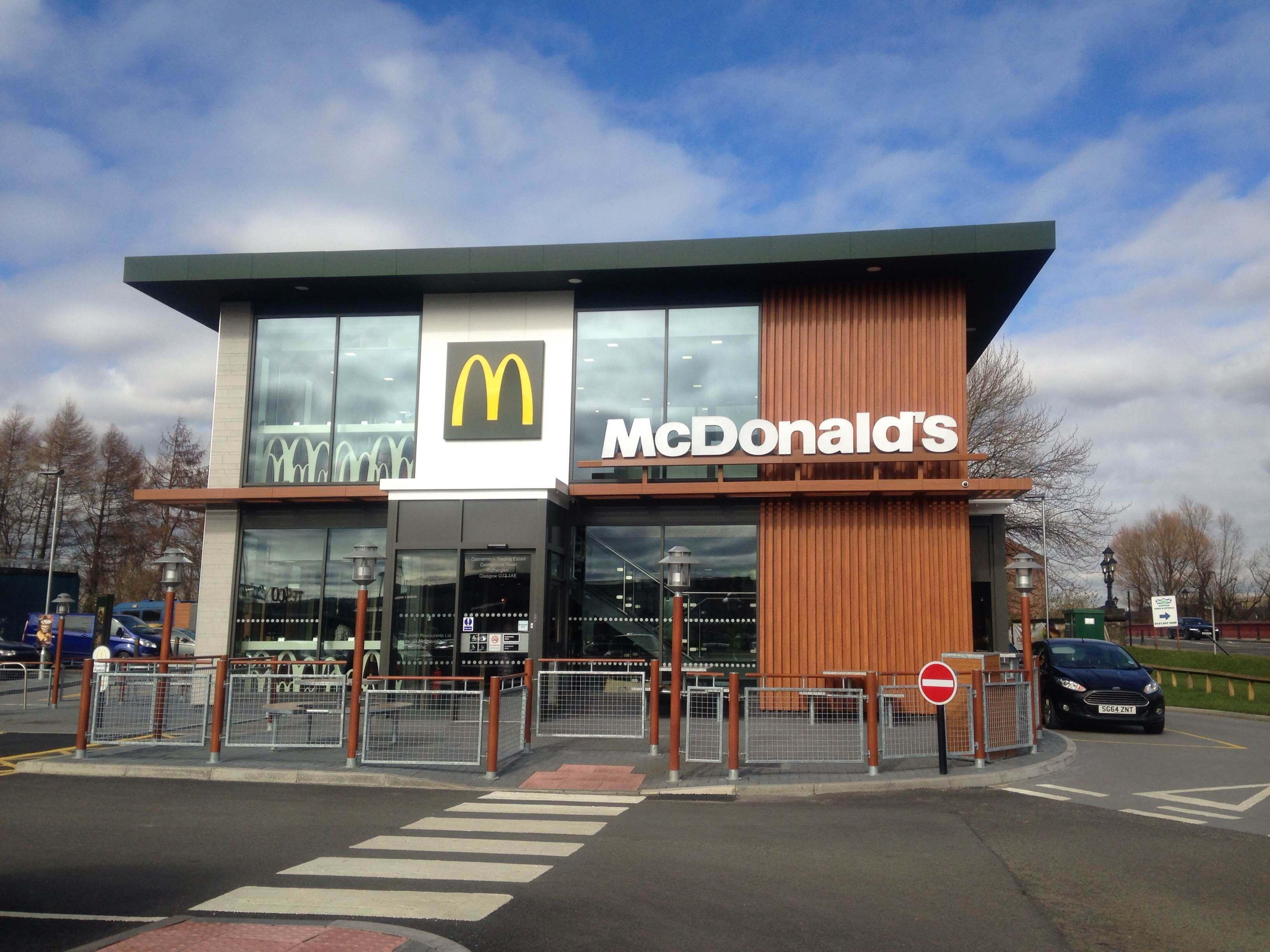 McDonalds Rutherglen