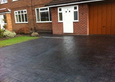Pattern Imprinted Concrete Warrington