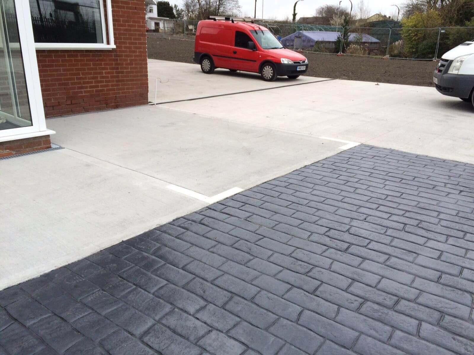 pattern-imprinted-concrete-little-lever