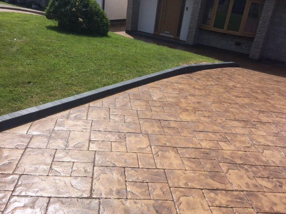 Pattern_Imprinted_Concrete_Driveway_Rawtenstall