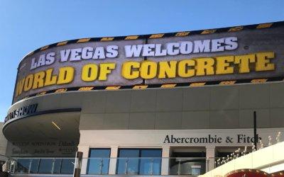 World of Concrete 2018