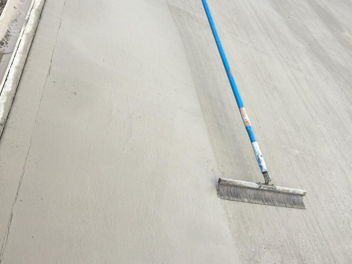 Brushed Concrete Hawkshaw