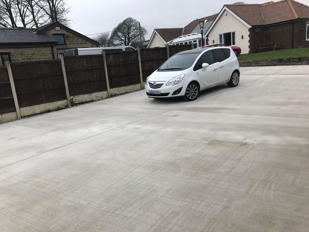 Hawkshaw Plain Concrete