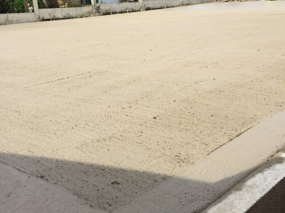 Plain Concrete Close-Up Hawkshaw