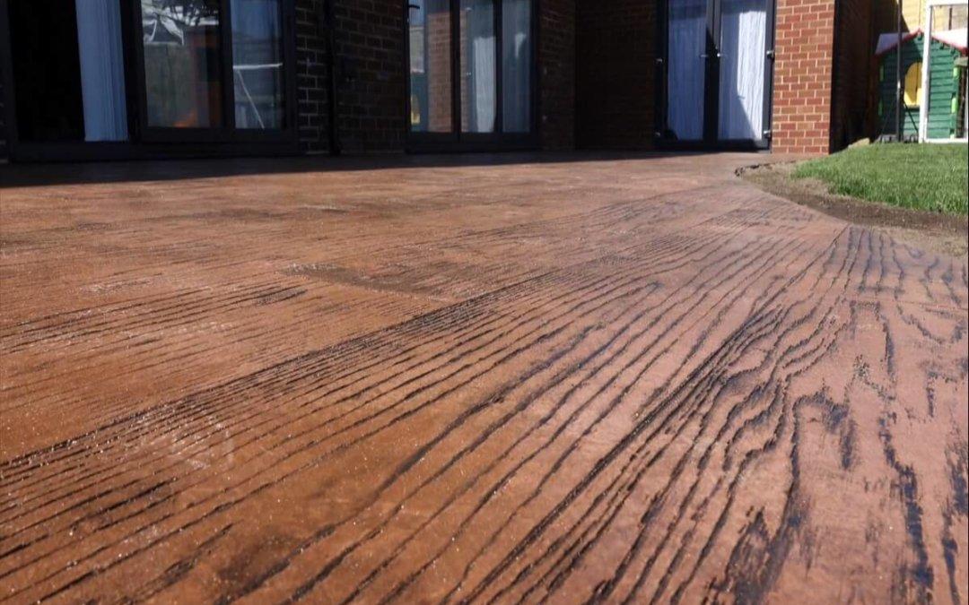 Concrete Decks: The Best Alternative to Wood Decking